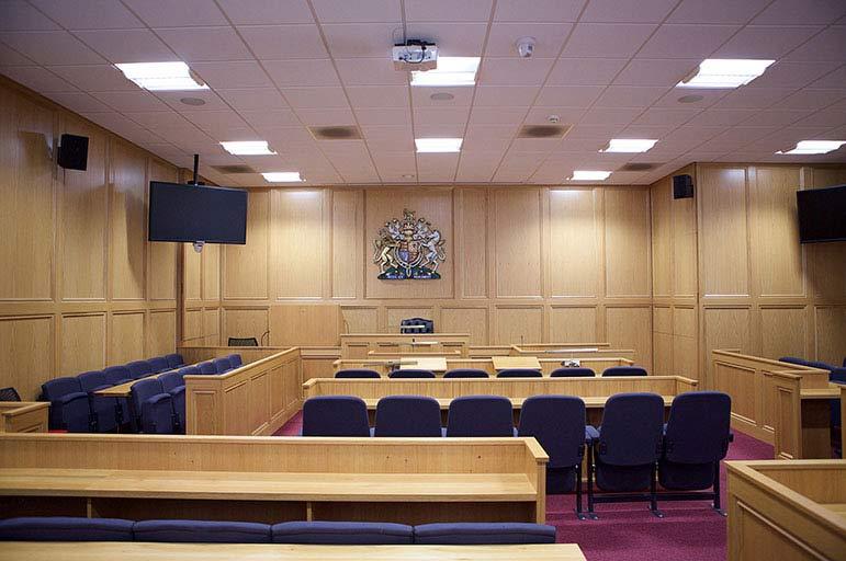 NTU Courtroom