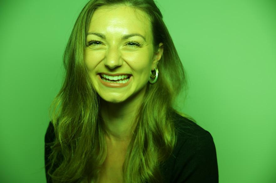 Gemma Caseley-Kirk Headshot