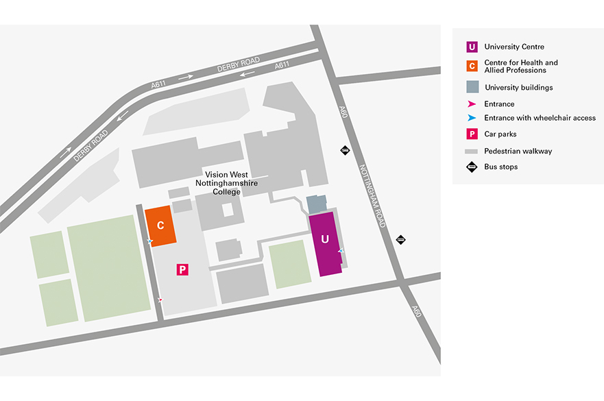Mansfield open house map