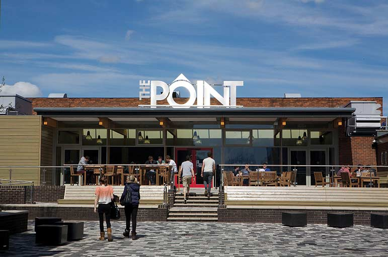 The Point at Clifton campus image