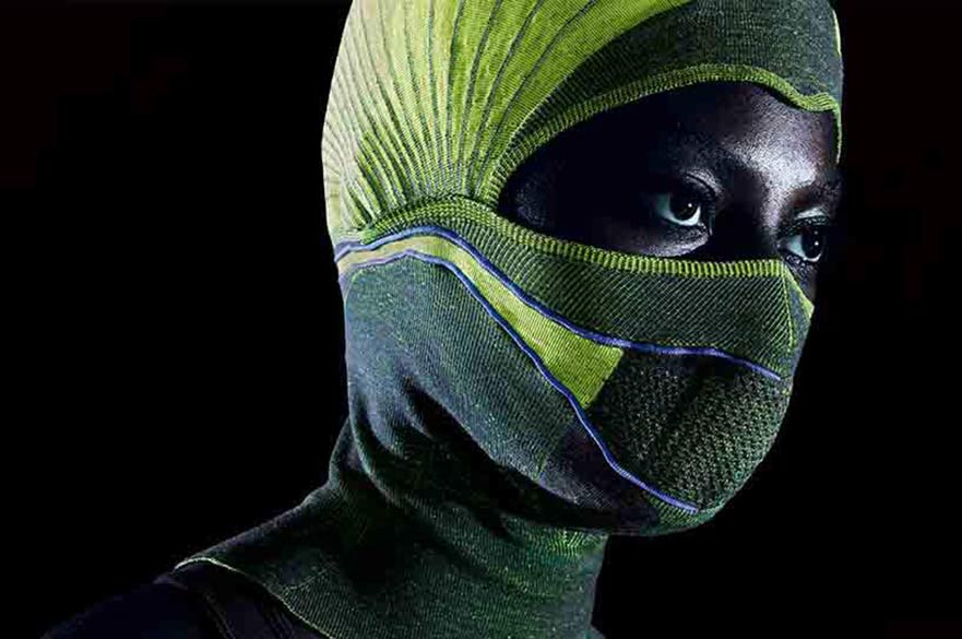 Electric balaclava
