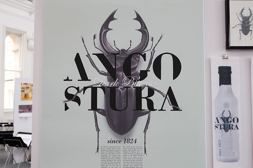 Artwork featuring a beetle