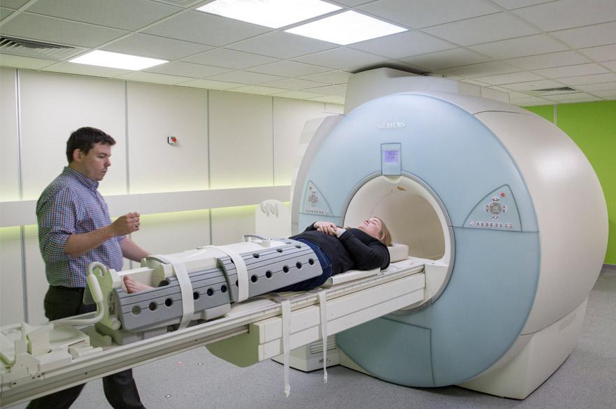 MRI Scanner image