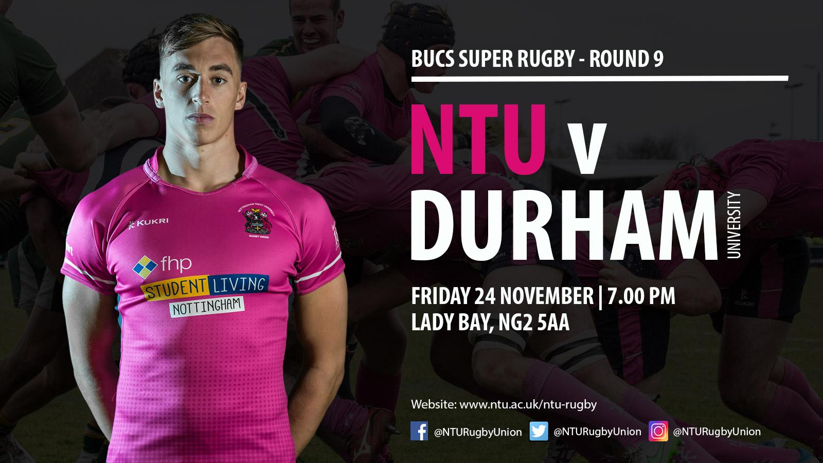NTU v Durham
