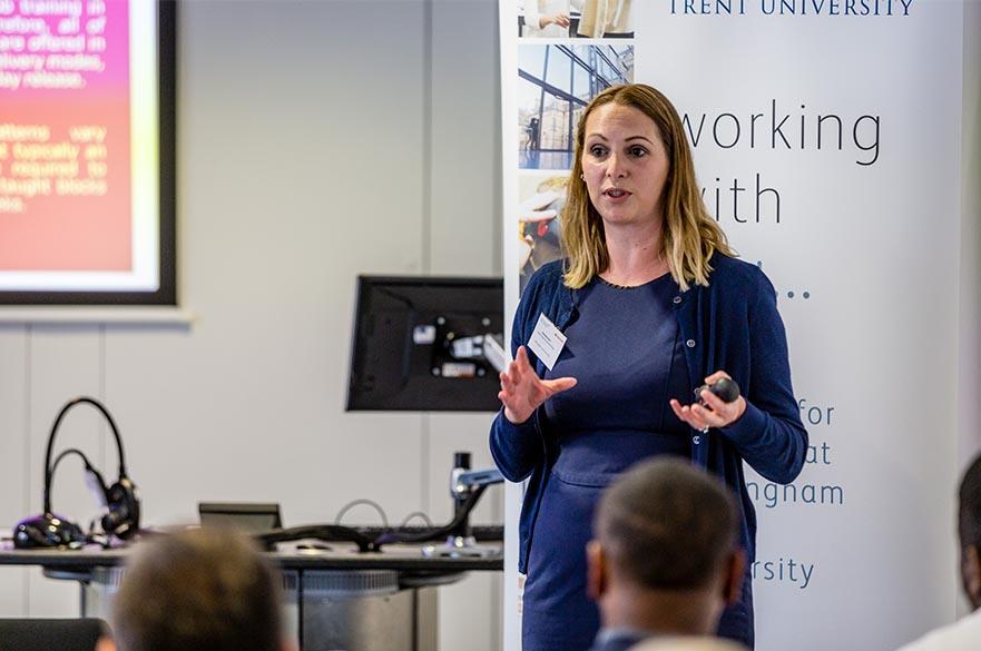 Amanda Kerr, NTU Apprenticeship Manager