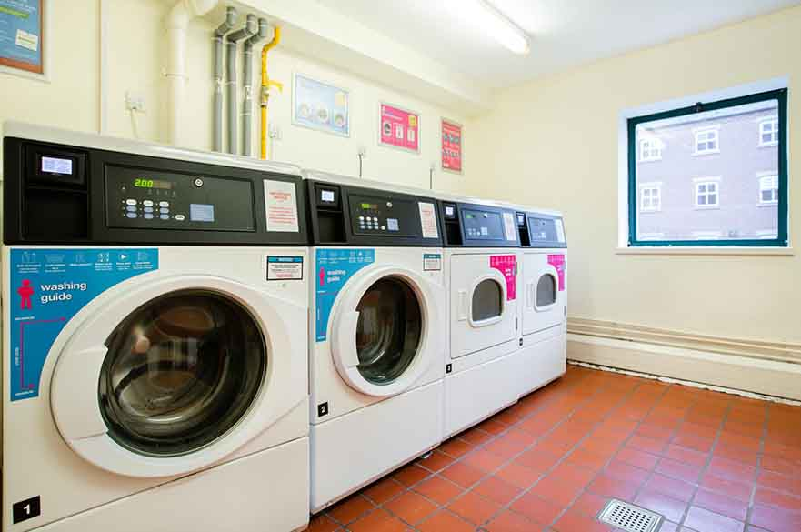 The Maltings Laundry Room image