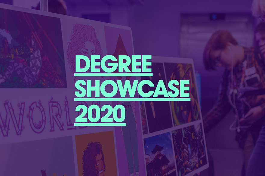 Confetti Student Showcase 2020