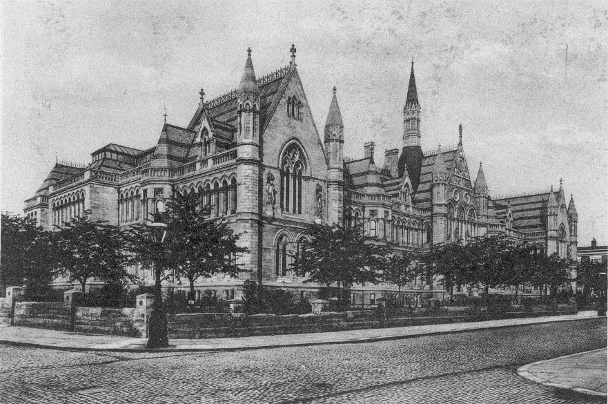 Arkwright Building, University College Nottingham, 1897