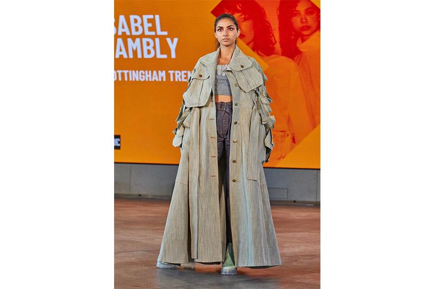 Isabel Hambly- Graduate Fashion Week