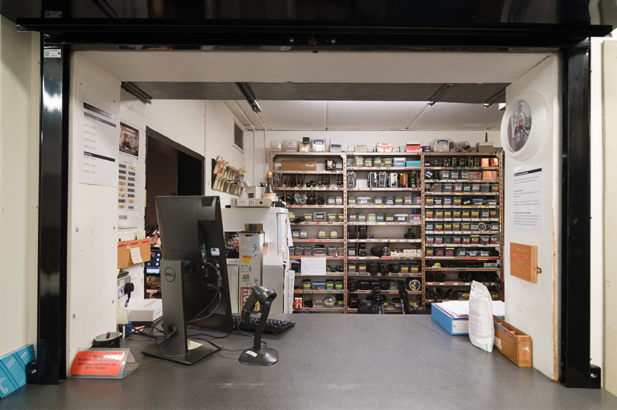 Photography and film store