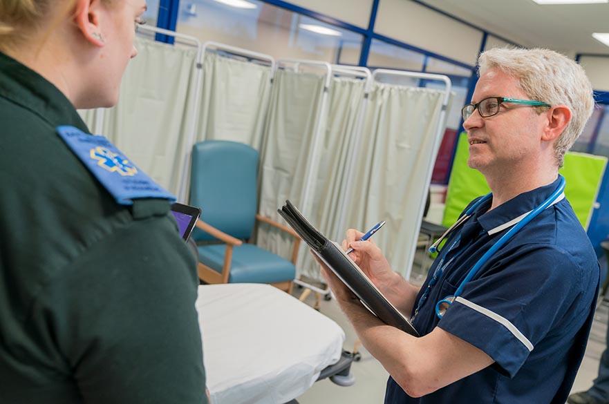 Nursing Apprenticeships