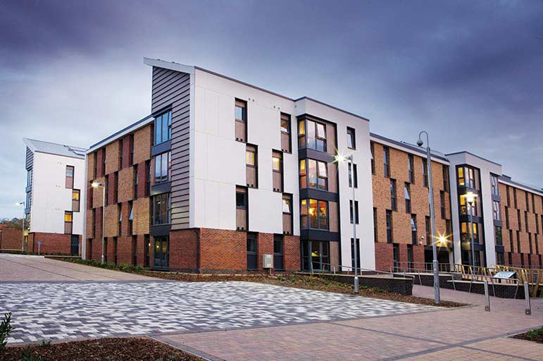 New Hall, Clifton campus