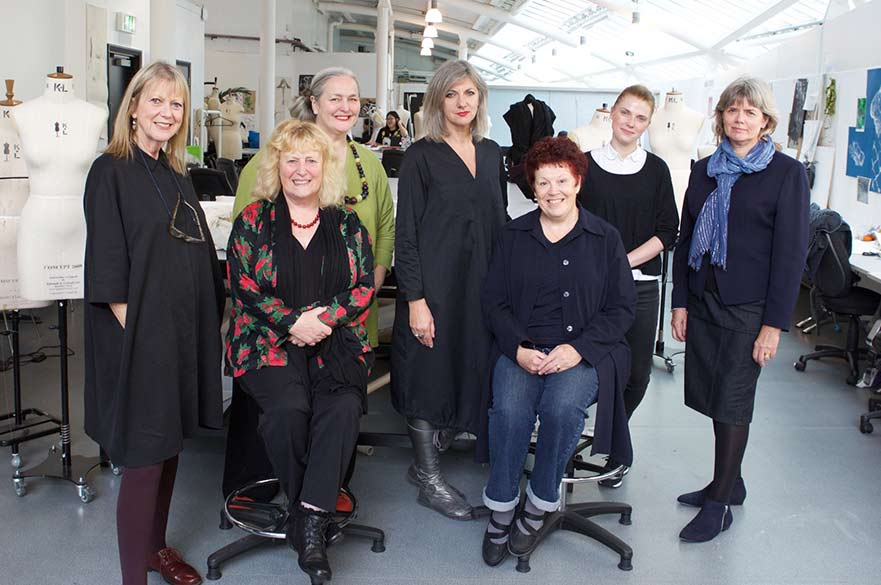 Older women fashion research group