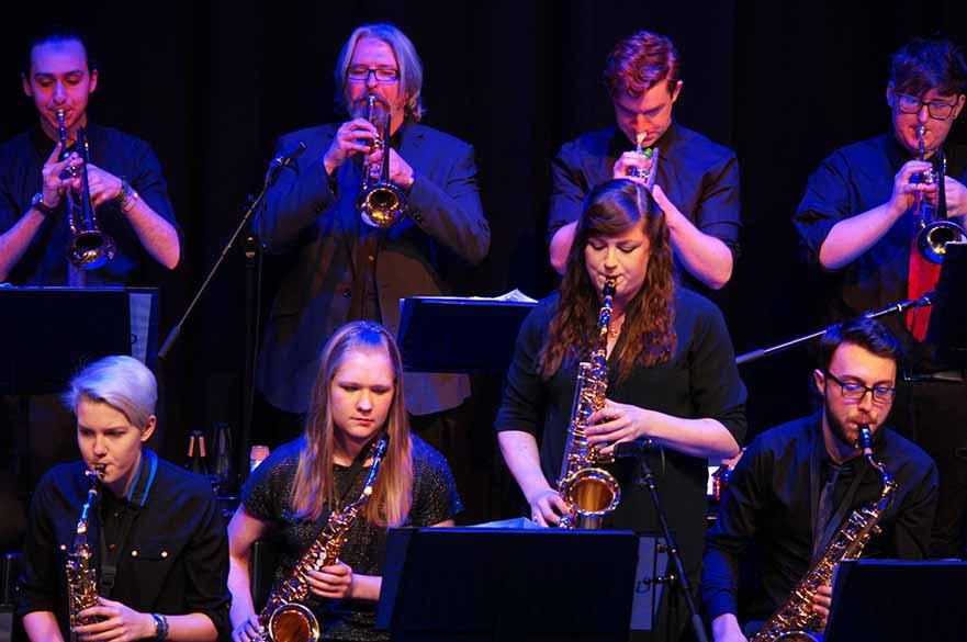 Music scholarships at NTU