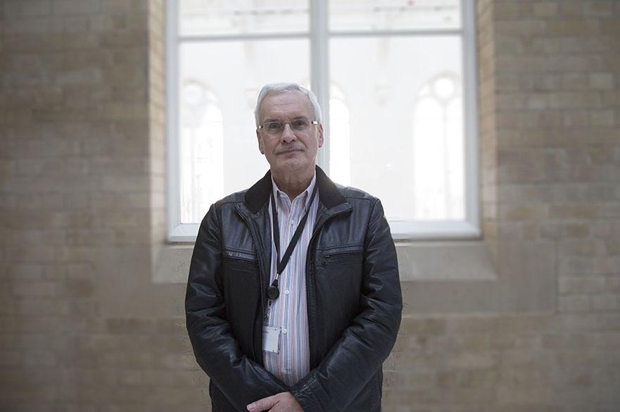 Peter Lacey, NTU brass teacher