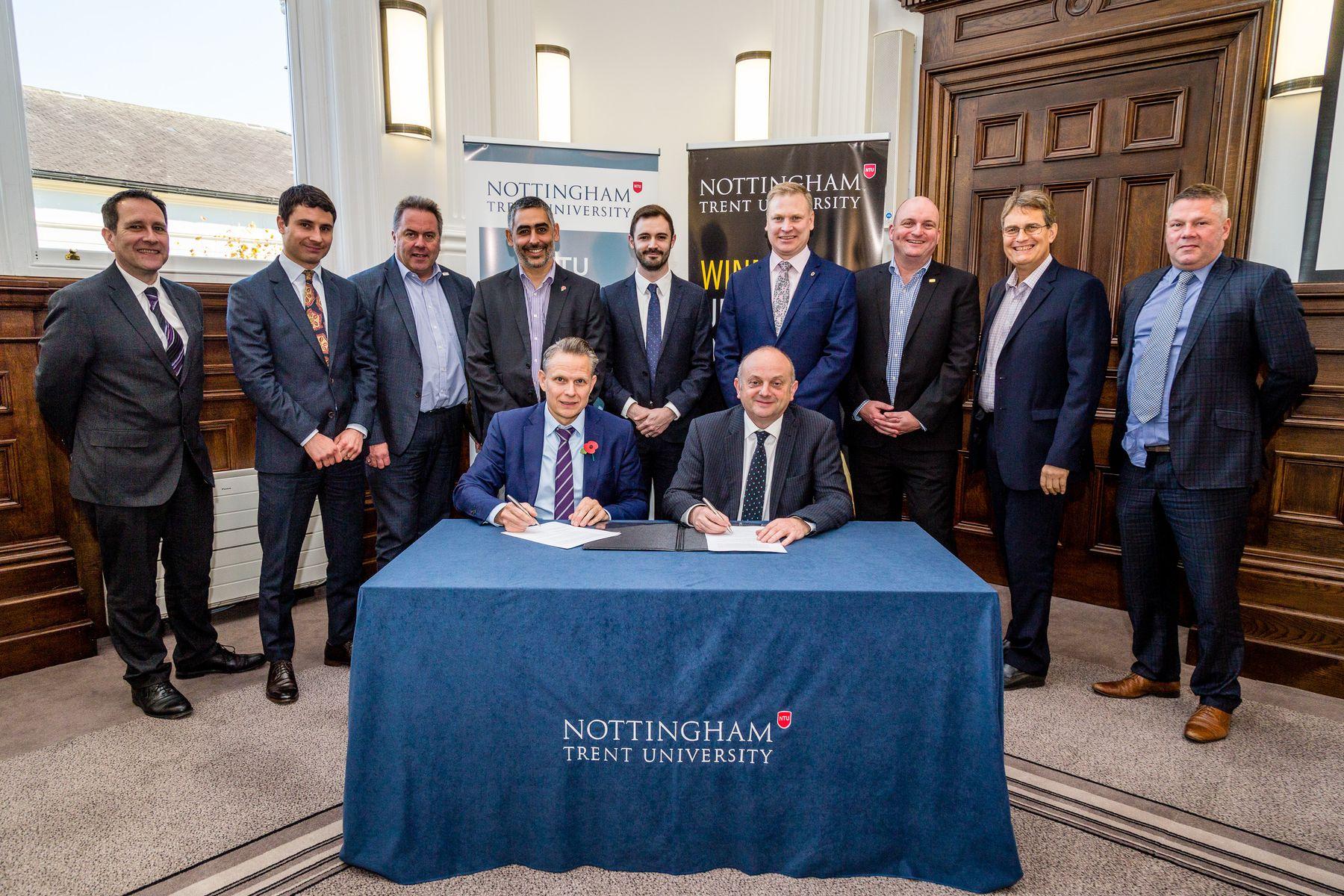 Fujitsu and NTU Compact Signing