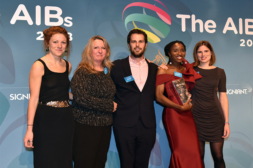 AIB Award