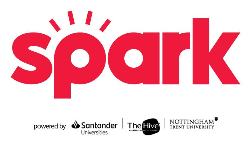 NTU spark logo
