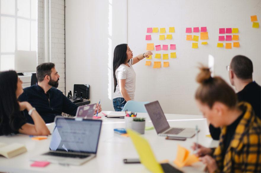 NTU Enterprise meeting image