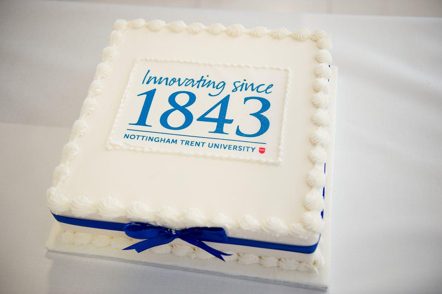 1843 Cake