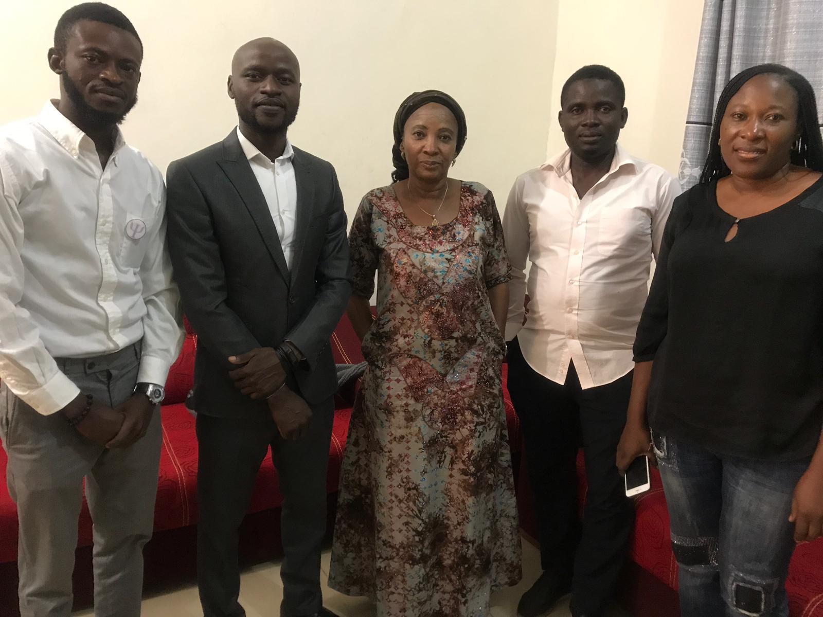 University of Jos staff