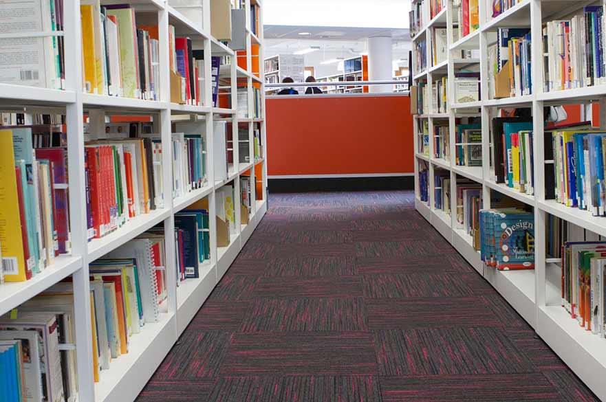 Brackenhurst Library