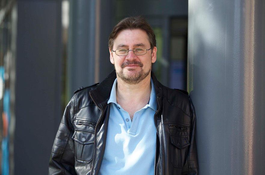 Mark Griffiths 2017