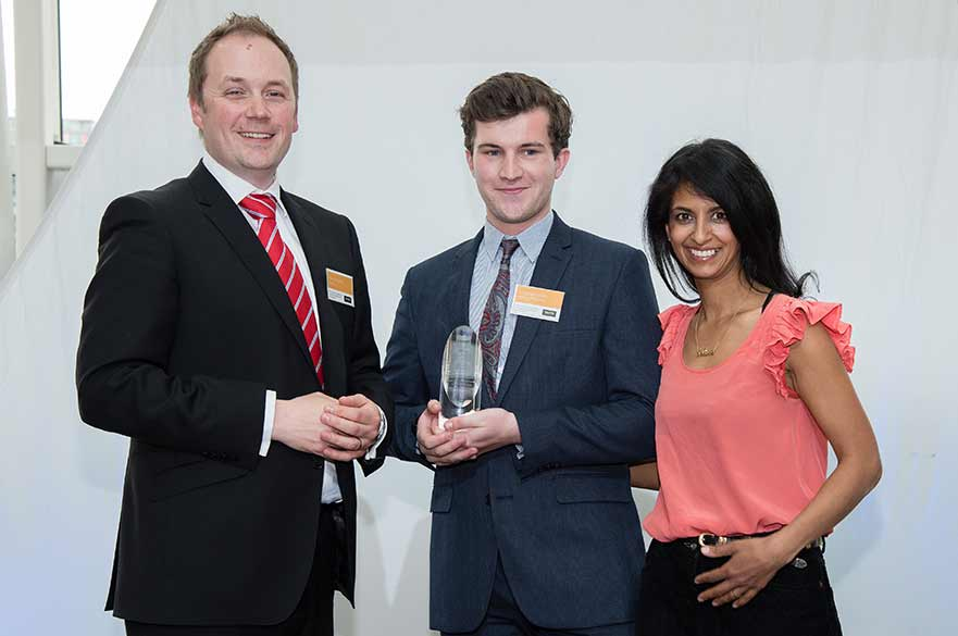 Matthew Welsh award