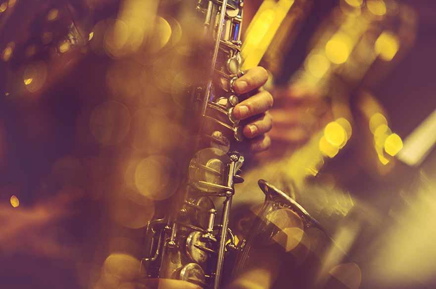 A brass instrument