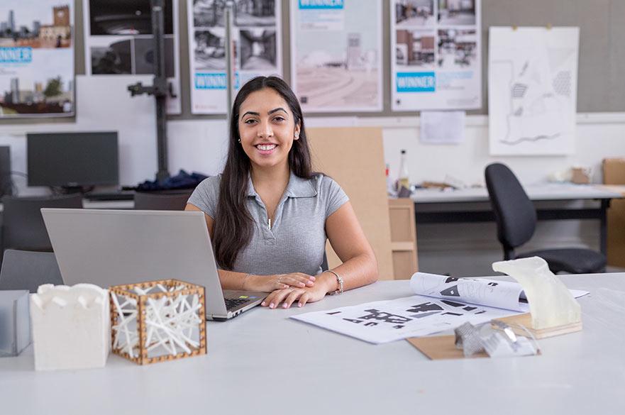 BArch (Hons) Architecture Student - Nicole Miranda
