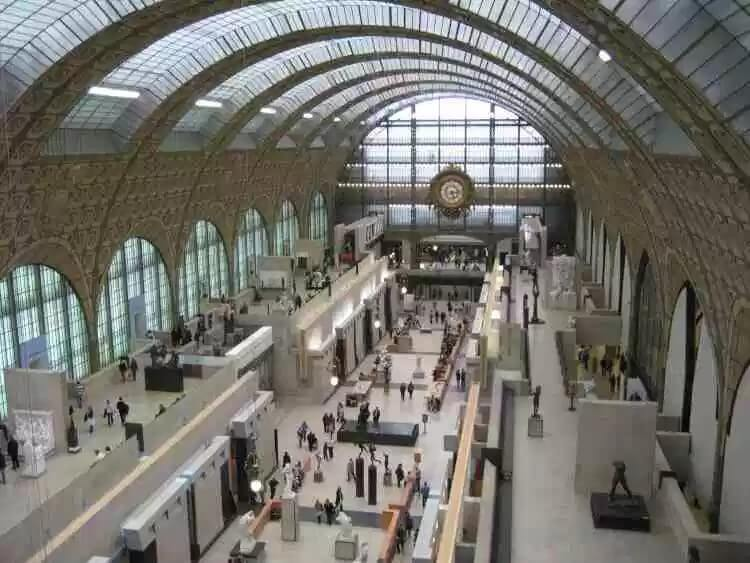 Museum in Paris