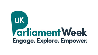UK Parliament Week logo