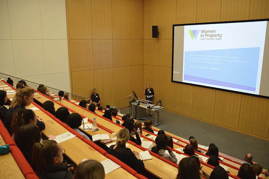 Women in the Built Environment Lecture