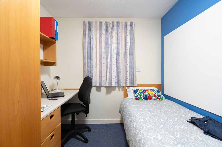 Norton Court Bedroom image