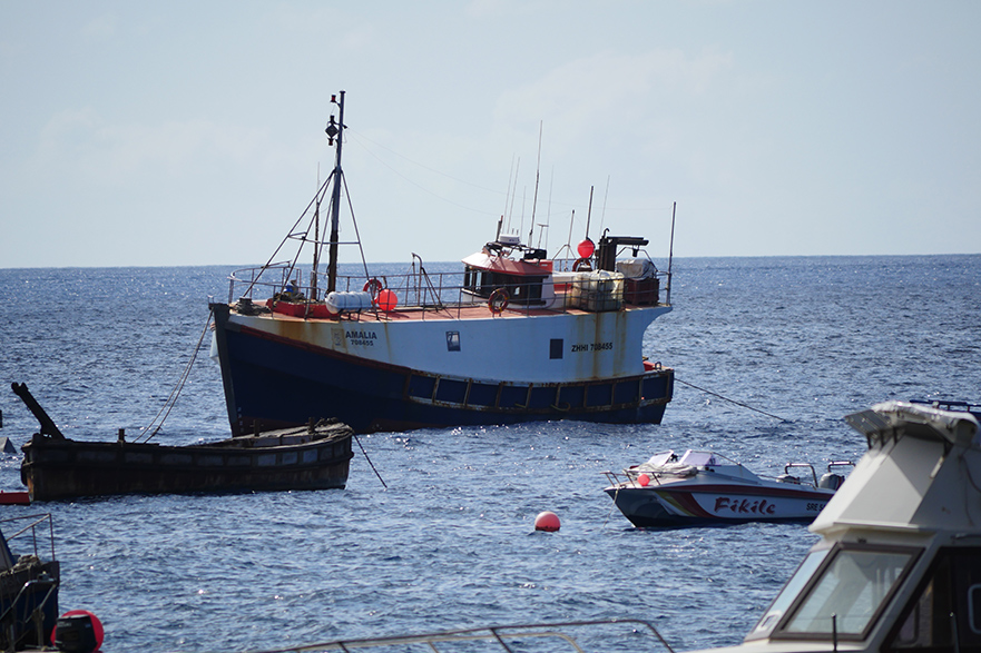 St Helena Fishing