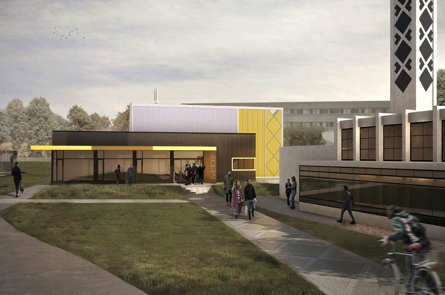 New Facility Will Improve Patient Care By Speeding Up