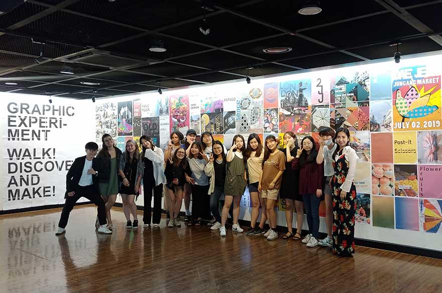 HBNU summer school exhibition