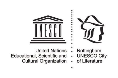 UNESCO City of Literature logo