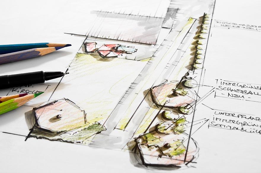 How to Develop a Garden Design
