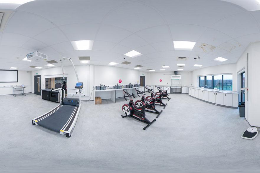 Mansfield Sport Lab
