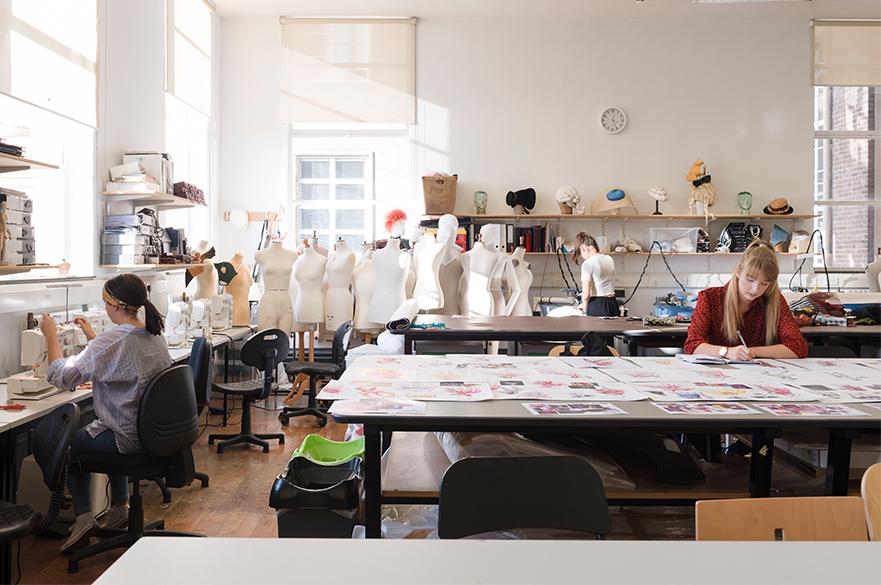 Costume making workshop