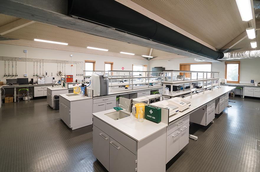 Lyth research laboratory