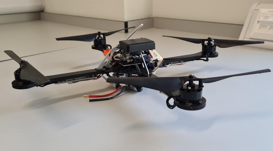 Intel drone