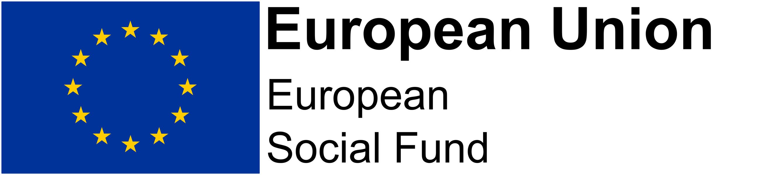 This project is part-funded by the European Social Fund (ESF).