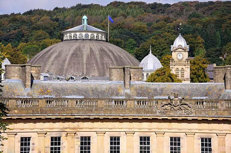Buxton Devonshire Dome