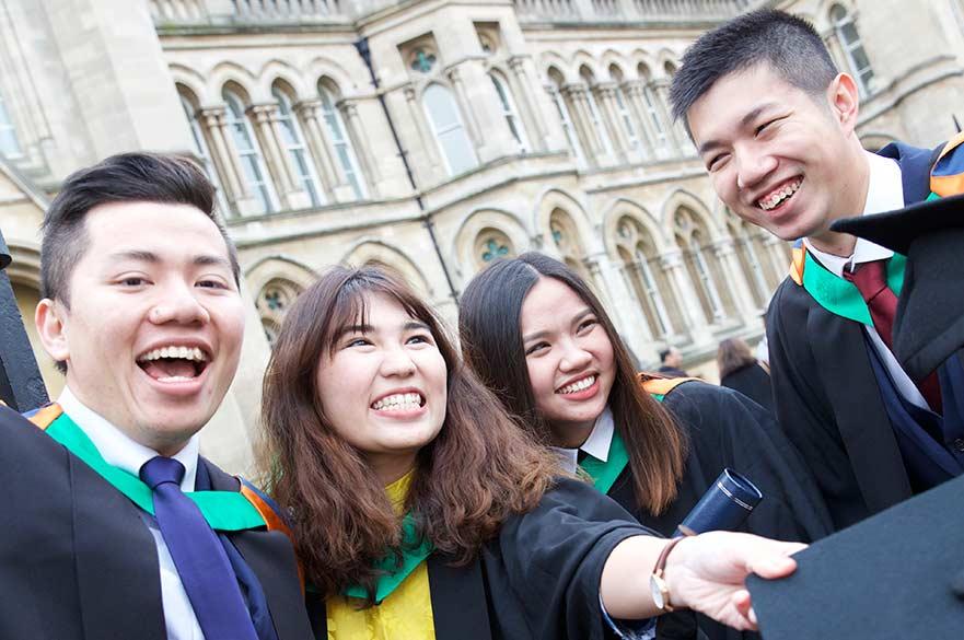 Vietnamese graduation