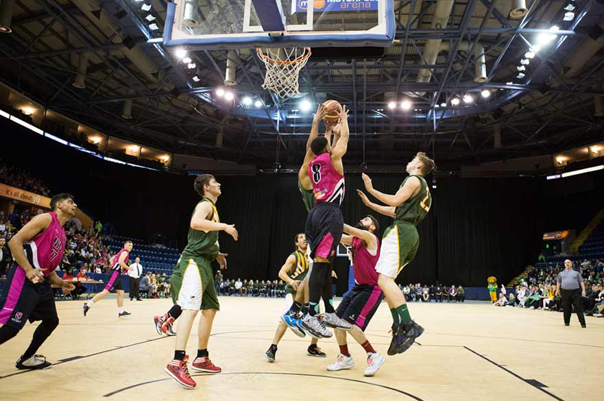 Basketball Varsity 2016