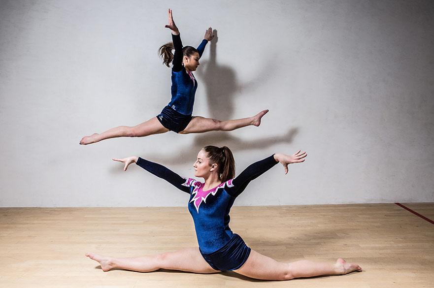 NTU gymnastics