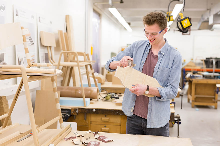 Furniture And Product Design BA Hons Undergraduate Course Delectable Furniture Design Course