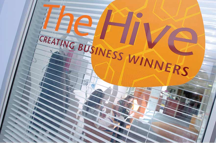 The Hive offices